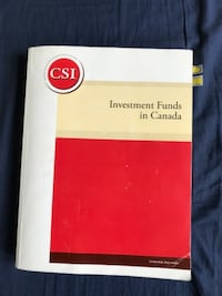 IFC Investment Funds in Canada textbook TORONTO
