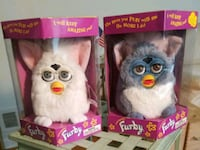 Furby plush toys in box and others Falls Church, 22042