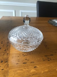 Small crystal sauce/candy bowl Dumfries, 22025