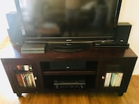 Dark Wood TV stand / console / cabinet Los Angeles, 90026
