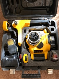 yellow and black DeWalt cordless power drill Alexandria, 22306
