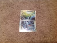 pokemon card rare top and bottom lugia legend Broken Arrow, 74011