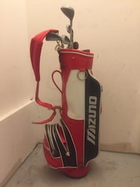 Golfing bag Whitby, L1P 1X1