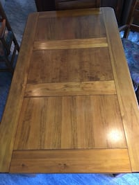 This End Up Solid Wood Table Chevy Chase, 20815