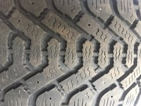 Tires: winter tires , used 1 winter includes rims , full set Richmond Hill, L4S 2C1