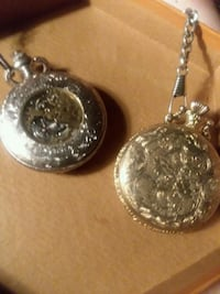 2 antique pocket watches Hot Springs, 71901