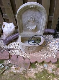 Electric water fountain need new pump Alexandria, 22315