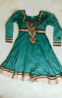 Flaired frock shalwar (including shawl and pants) Kegalle