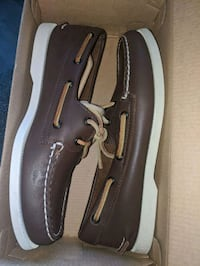 Men's new sperrys size 7.5 Lower Sackville, B4C 2L6