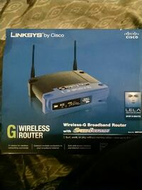 Linksys G Wireless Router