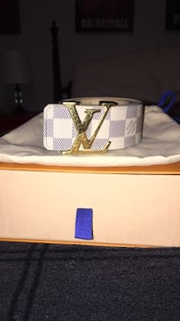 Authentic Louis Vuitton Belt Baltimore, 21222