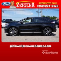 2016 Ford Edge Sport [GBC06144] Plainwell, 49080