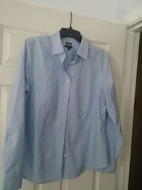 blue button-up long-sleeved shirt Alexandria, 22303
