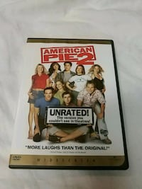 American Pie 2 Unrated DVD  Barrie
