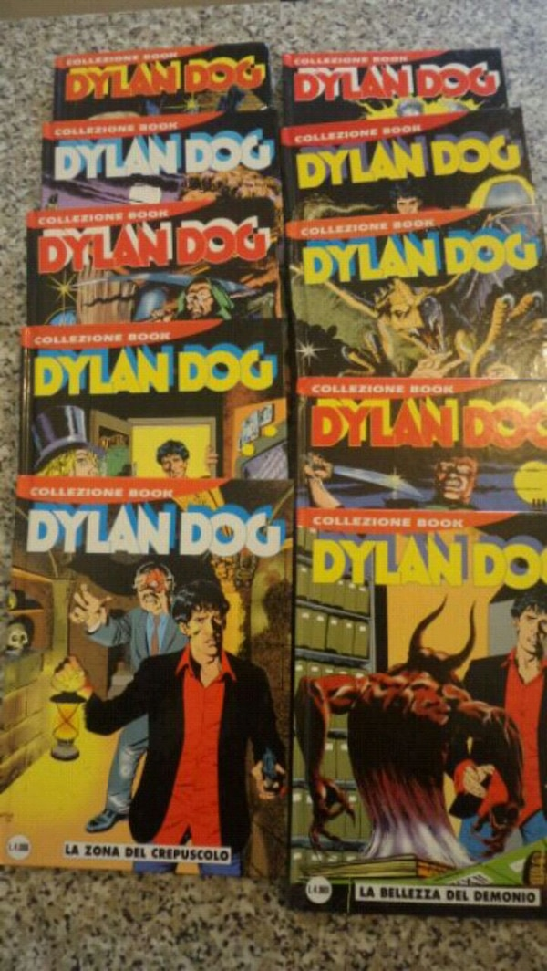 Lotto di 35 Book Dylan Dog