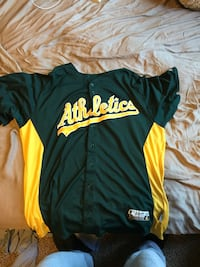 Oakland athletics  baseball jersey Colorado Springs, 80903