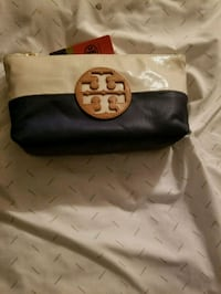 Tory Burch small makeup tote Dallas, 75252