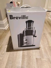 Breville Juice Fountain Burlington, L7L 3T9