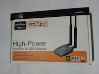 Adaptador Wireless-N USB WiFi NUEVO!!  Madrid, 28015