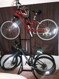 Gt mountain bike and womens schwinn