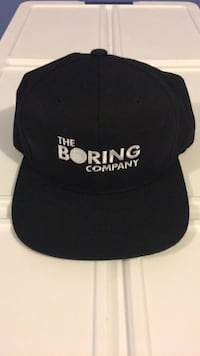 Limited Edition The Boring Company Flat Cap New York, 10306