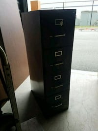 4-DRAWER FILE CABINET  Forest Hill, 21050