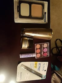 Avon Anew set & other make-up items