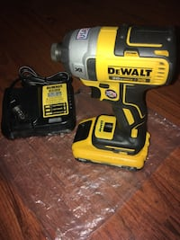 Dewalt impact Driver Kit with 3.0 Battery and Charger  New York, 10453