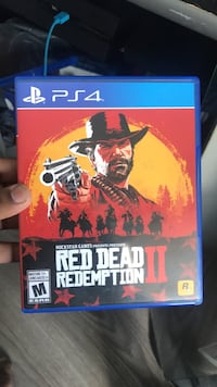 Red dead redemption 2 PS4 Toronto