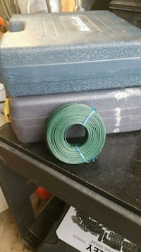 Coated tie wire 558 km