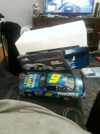 blue and black RC car toy Manchester, 03104