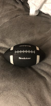 black Brookstone football Fort Lauderdale, 33301