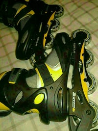 pair of black-and-red inline skates Jackson, 39206