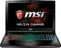 MSI Gaming machine Vancouver, 98683
