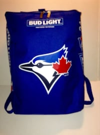 Set of 2 Toronto Blue Jays Bud Light 24 Can Backpack Style Coolers London