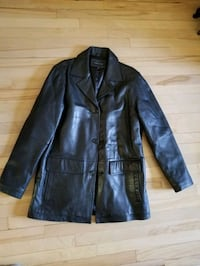 Structure leather jacket  Brookline, 02446