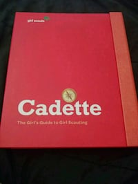 The Cadette Girl's Guide to Girls Scouting Washington, 20018