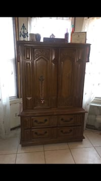 Brown wooden cabinet with drawer Trenton, 08629