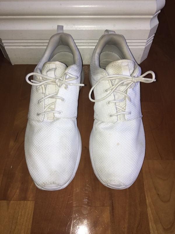 Negotiable. Size 11 Nike Roshe Run Sneakers