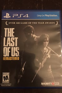 The Last of Us: Remastered PS4 Vienna, 22180