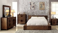 King Bed Frame (New In Box!) New Orleans, 70121