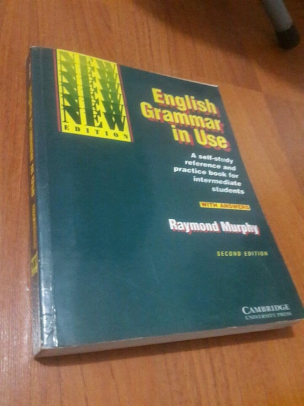 Raymond Murphy English grammar in use with answers