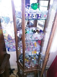 We have a china cabinet only and  shot  Rome, 30165