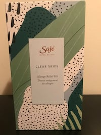 Sage Clear Skies Allergy Relief Kit