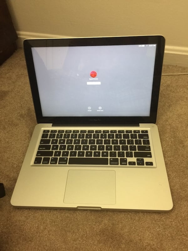 Macbook early 2011 1