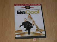 BE COOL DVD BARCELONA