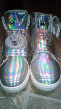 Shoe beatz sneakers size 6 West Haven, 06516