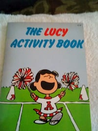 1979 Lucy activity book Grand Junction, 81503