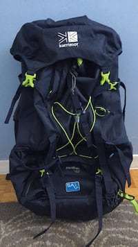 PANTHER-65-5-LADIES-RUCKSACK-NAVY-GREEN-HIKING-CAMPING-TREKKING- Toronto, M4K 3X9