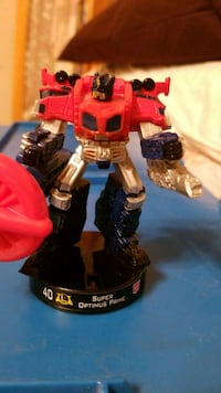 Collectible Transformers attacktix game figure Essex, 21221
